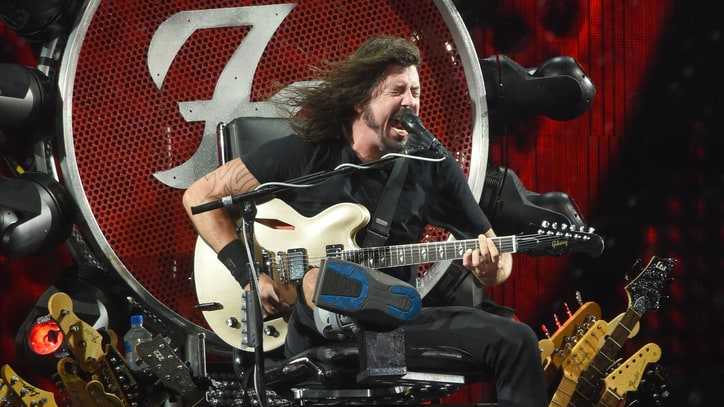Dave Grohl Grants Birthday Wish, Invites Fan to Drum With Foo Fighters