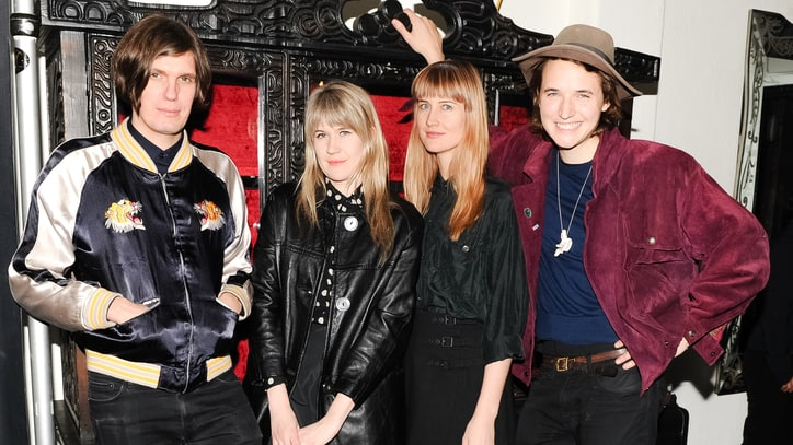 Strokes, Au Revoir Simone Members Team for Spacey 'With You Tonight'