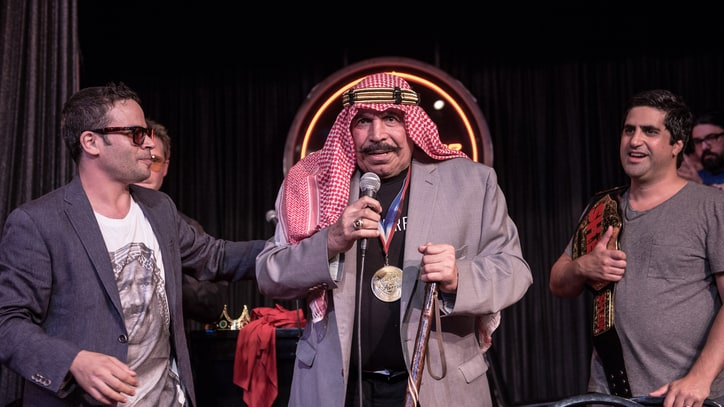Jabronis Only: Inside the Iron Sheik's 'Roast Rumble'
