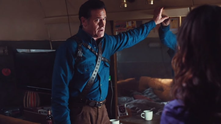 See the Bloody, Funny First 'Ash vs. Evil Dead' Trailer