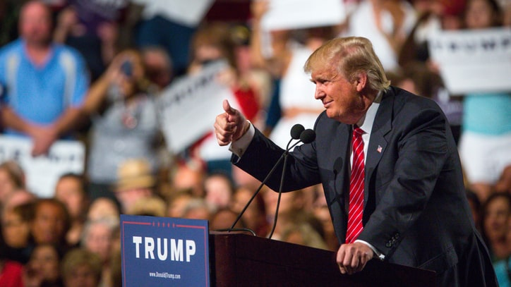 Donald Trump Is Polling Better Than Cruz, Rubio and Paul, Combined