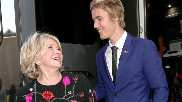 Justin Bieber to Martha Stewart: My New Album Is 'Very Personal'