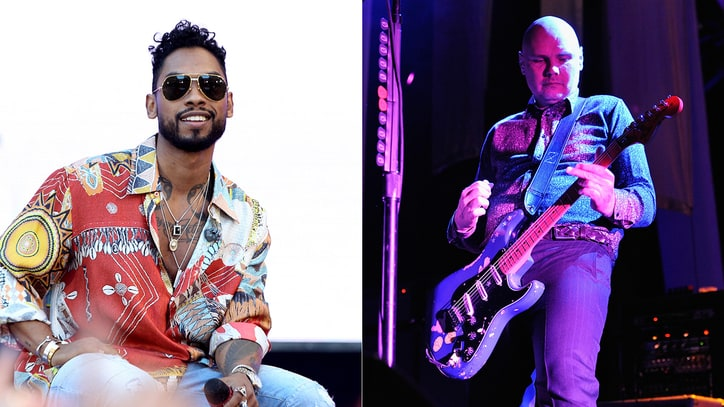 Miguel Gives Billy Corgan Writing Credit Over '1979' Similarity