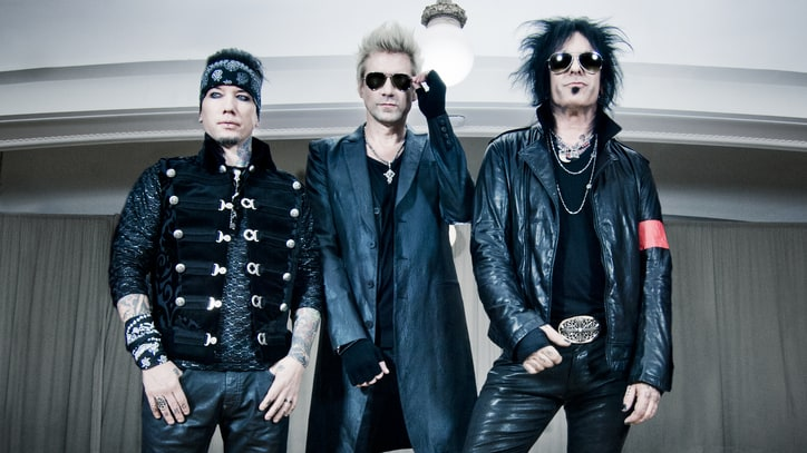 Nikki Sixx Plots Post-Motley Crue Life With Sixx:A.M. Albums, Tour