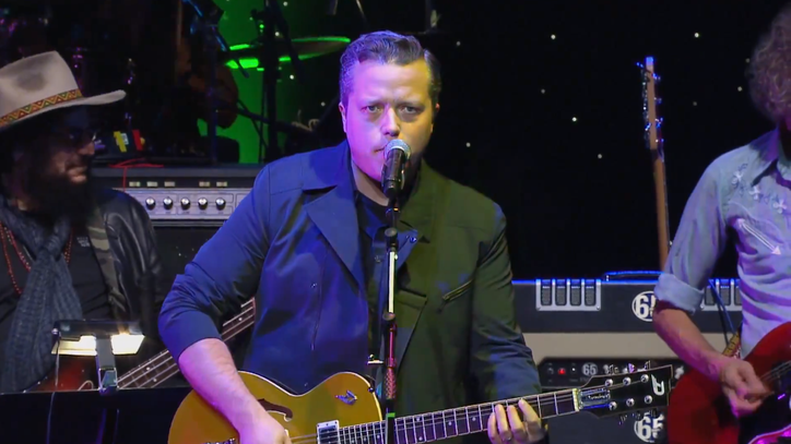 Watch Jason Isbell Tackle Lynyrd Skynyrd Deep Cut
