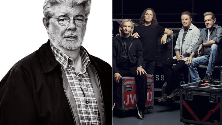 Eagles, George Lucas, Carole King to Receive Kennedy Center Honors