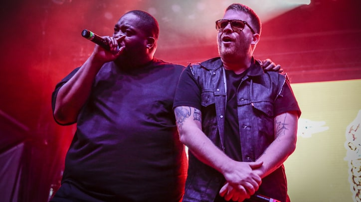 Hear Run the Jewels' Cat-Sampling 'Meow the Jewels' Cut 'Meowrly'