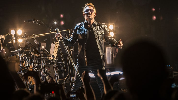 Watch U2 Perform 'October' for First Time in 26 Years