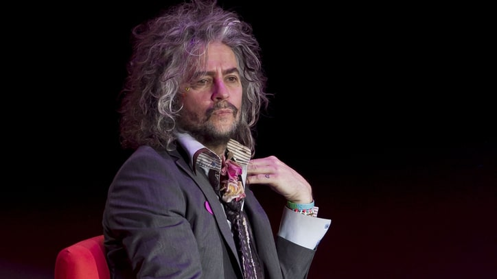 Flaming Lips' Wayne Coyne Plots Art Exhibit Debut