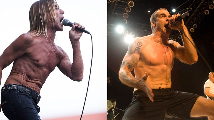 Iggy Pop, Henry Rollins, Grace Jones to Star in 'Loudest Silent Movie'