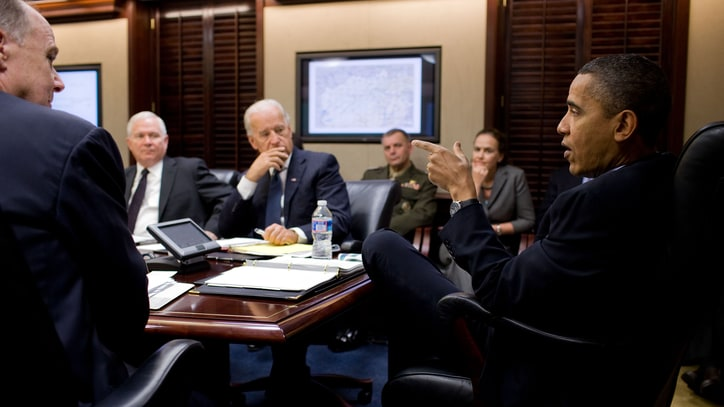Inside Obama's War Room