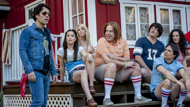'Wet Hot American Summer' All-Star Roll Call: Then and Now