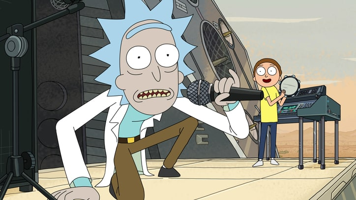 How 'Rick and Morty' Became One of TV's Weirdest Hit Shows