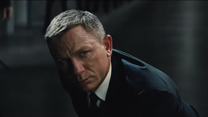 Watch James Bond Uncover Shadowy 'Spectre' in New Trailer