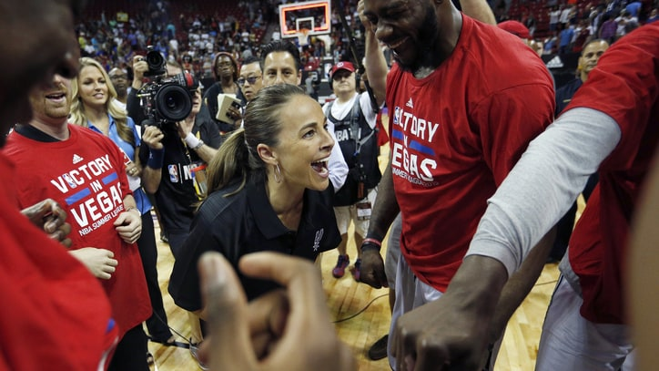 You Should Want Becky Hammon Coaching Your Basketball Team