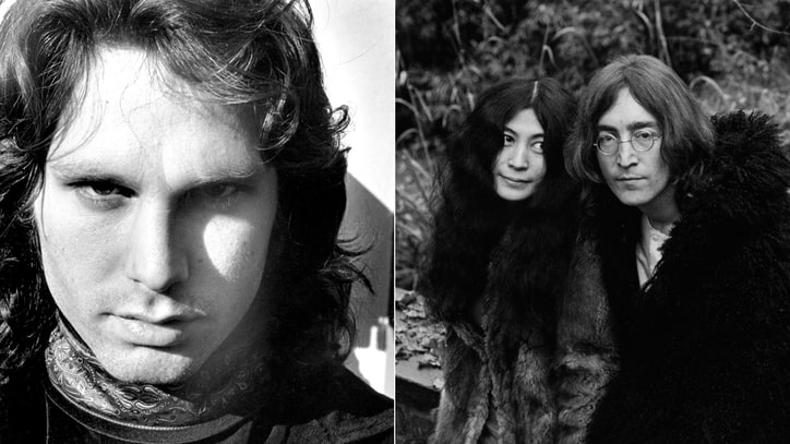 Rare John Lennon, Jim Morrison Letters Up for Auction