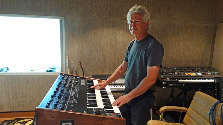 Genesis' Tony Banks Talks Elusive Solo Success, New Box Set
