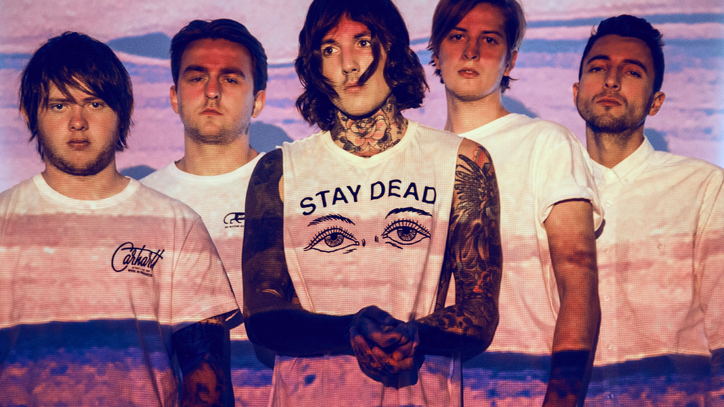 Bring Me the Horizon on Ditching Metalcore for Poppy, Positive New LP