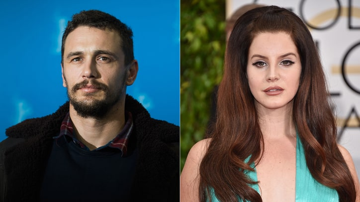 James Franco Co-Writes Lana Del Rey Book