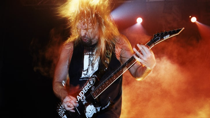 Late Slayer Guitarist Jeff Hanneman's Instruments Up for Auction