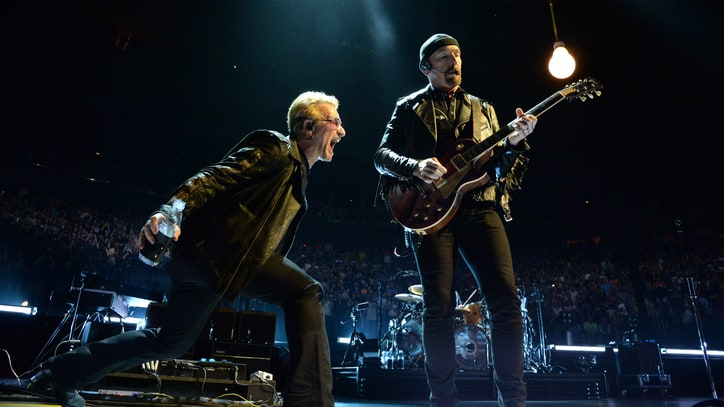 Watch U2 Enlist Jimmy Fallon, the Roots for Surprise MSG Appearance