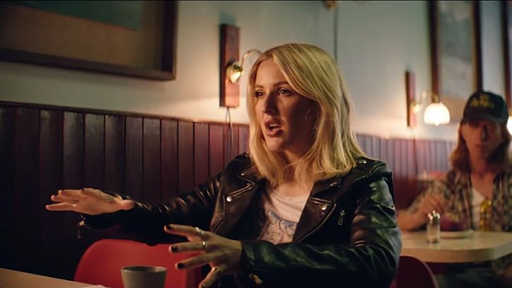 Watch Major Lazer's Diner-Ruining 'Powerful' Video With Ellie Goulding