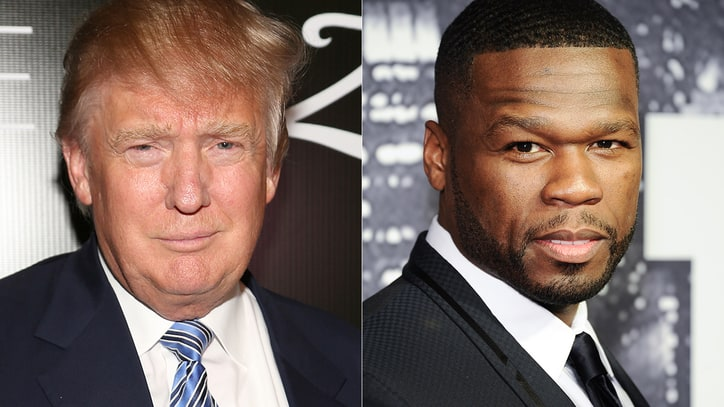 7 Ways Donald Trump and 50 Cent Are the Same Person