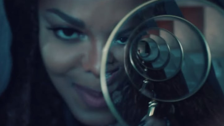 Watch Janet Jackson Burn Midnight Oil in 'No Sleeep' Video