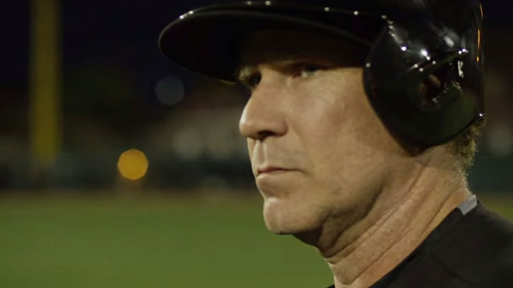 Watch Will Ferrell 'Take the Field' in Documentary Trailer