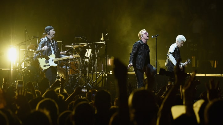 Watch U2 Play 'Two Hearts Beat as One' Live for First Time in 26 Years