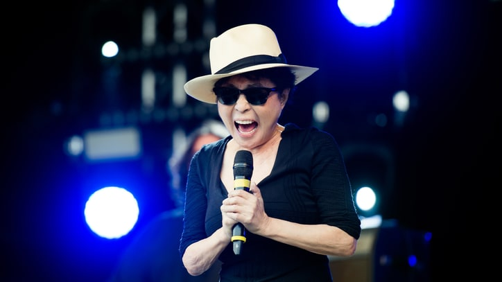 Yoko Ono Announces All-Star Remix LP, 'Yes, I'm a Witch Too'