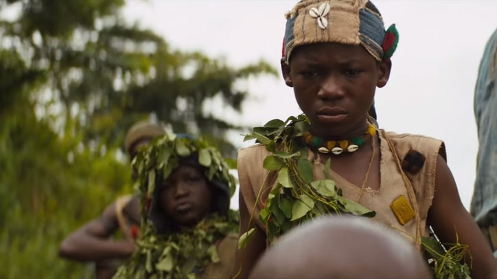 Watch Gripping Trailer for Netflix Original Film 'Beasts of No Nation'