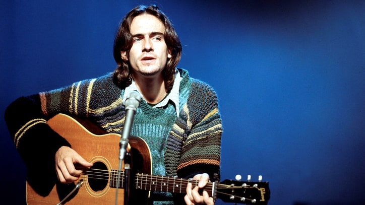 James Taylor: My Life in 15 Songs
