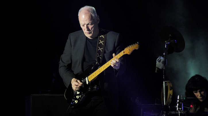 Watch David Gilmour's New Animated Video for 'Rattle That Lock'