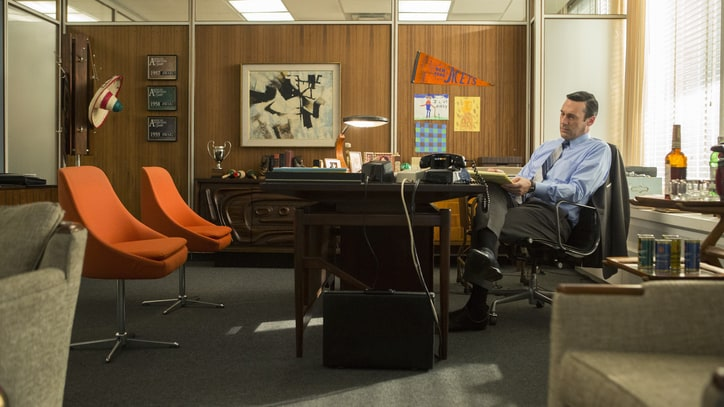 Buy Don Draper's Trash Can, Other 'Mad Men' Memorabilia at Auction