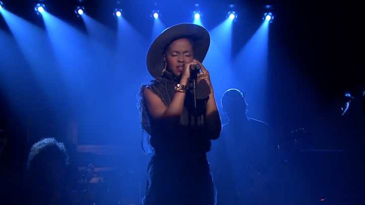 Watch Lauryn Hill's Show-Stopping 'Feeling Good' on 'Tonight Show'