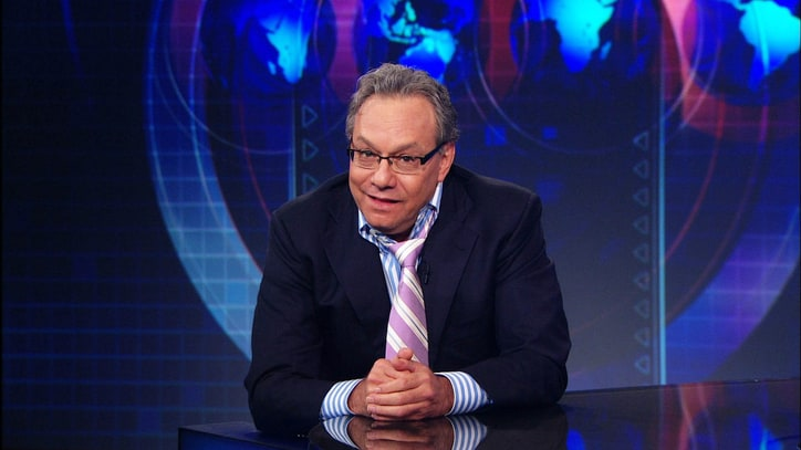 Lewis Black on Surviving Two Decades at 'The Daily Show'
