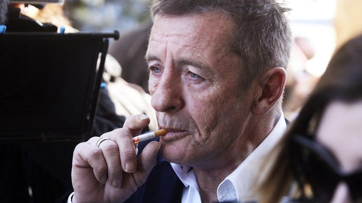 Phil Rudd Talks 'Crock of Sh-t' Arrest, Hopes to Return to AC/DC