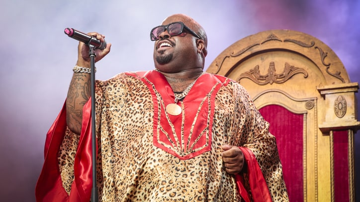 Cee Lo Green Speaks on 'Highly Irresponsible' Rape Tweets