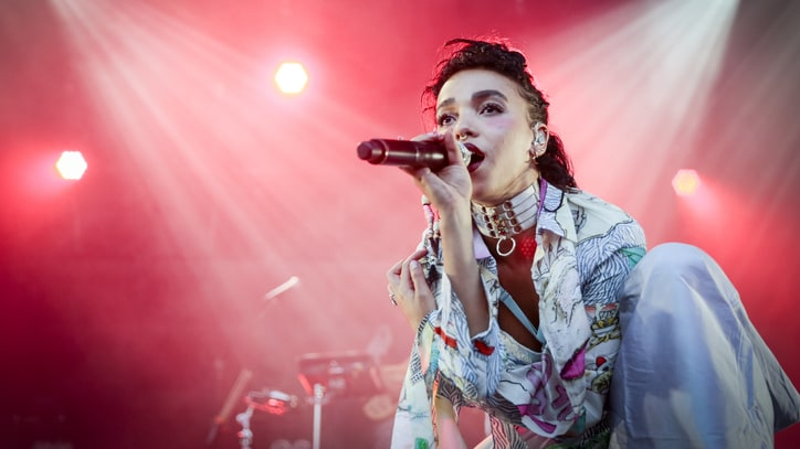 Hear FKA Twigs' Sparse, Melodic New Song, 'Figure 8'
