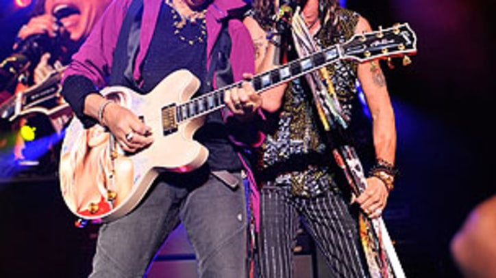 Aerosmith to Start Recording First Album in 10 Years