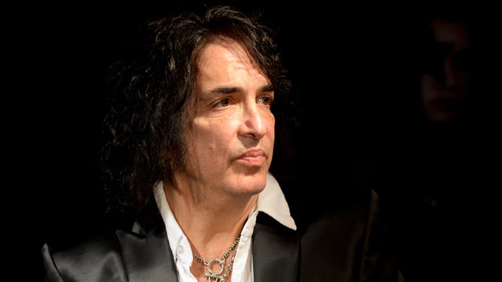 Paul Stanley Is Now a Singer in a Soul Music Cover Band