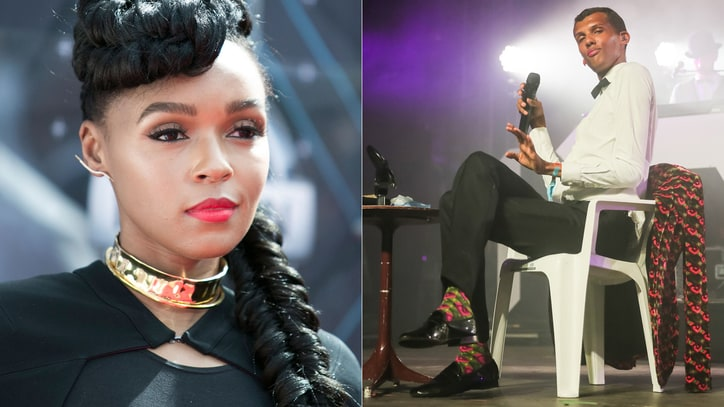 Janelle Monae to Join Belgian Star Stromae at Madison Square Garden