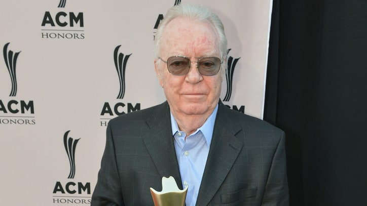 Legendary Producer Billy Sherrill Dead at 78