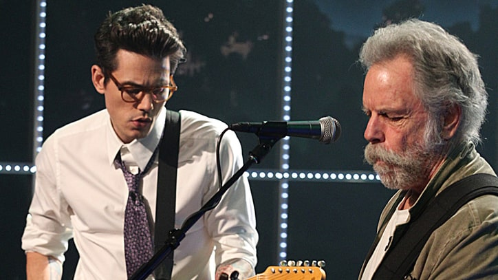 Grateful Dead Members, John Mayer Form Dead & Company