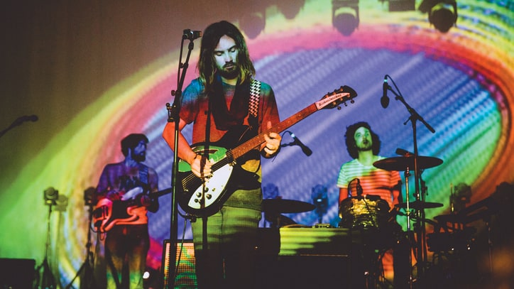 Tame Impala's Vision Quest