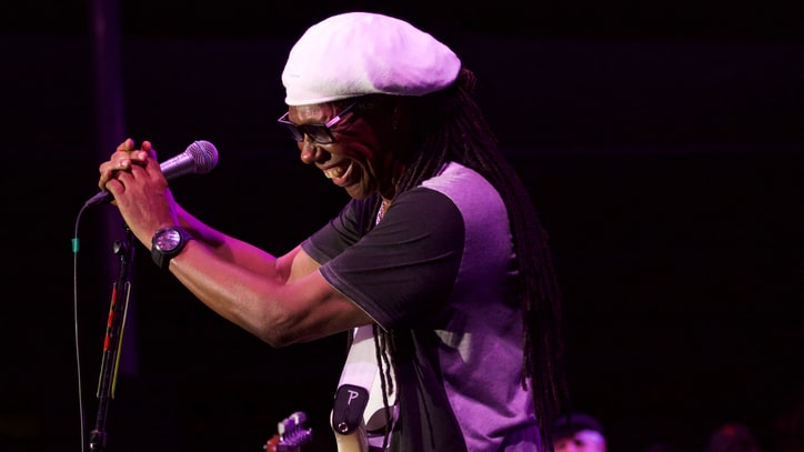 Nile Rodgers Enlists Pharrell, Keith Urban for Diverse FOLD Festival