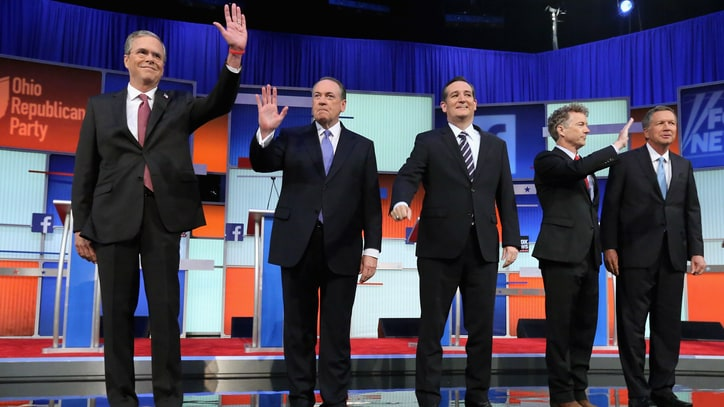 6 Surprises From Last Night's Screwball GOP Debate