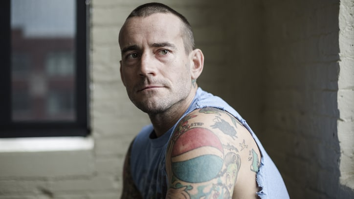 CM Punk Starts Over: Inside His UFC Reinvention