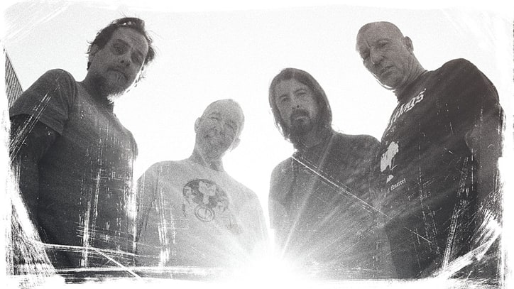 Dave Grohl Joins Hardcore Band Bl'ast! for First New Music in 20 Years